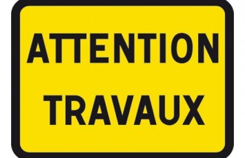 Attention Travaux !